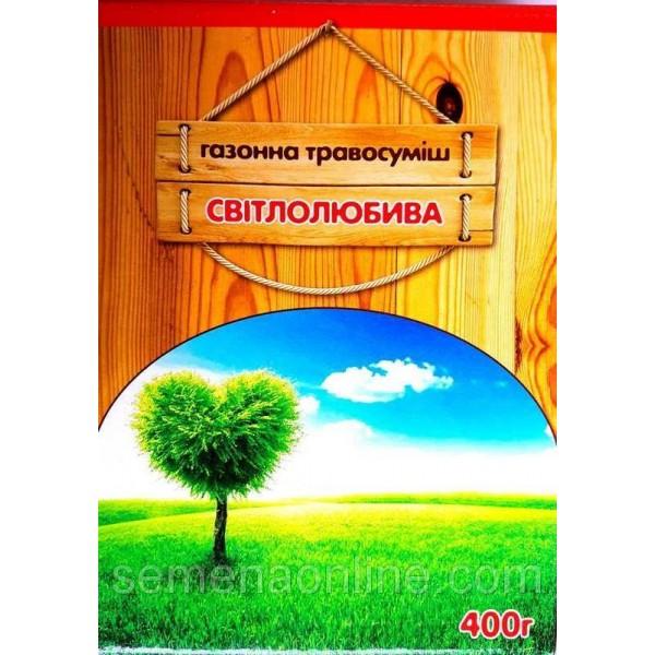 Семена травы газонной Светолюбивая, 400г