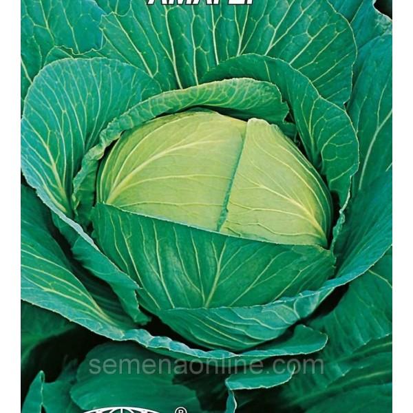 Семена капусты Амагер, 100г