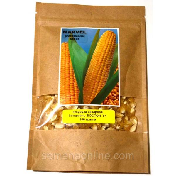 Семена кукурузы сахарная бондюэль Бостон F1 (Украина), 100 гр