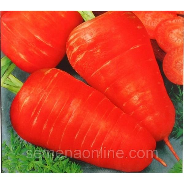 Насіння моркви Каротель, 100г