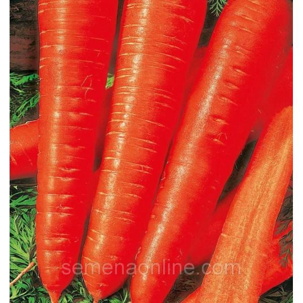 Семена моркови Королева Осени, 100г