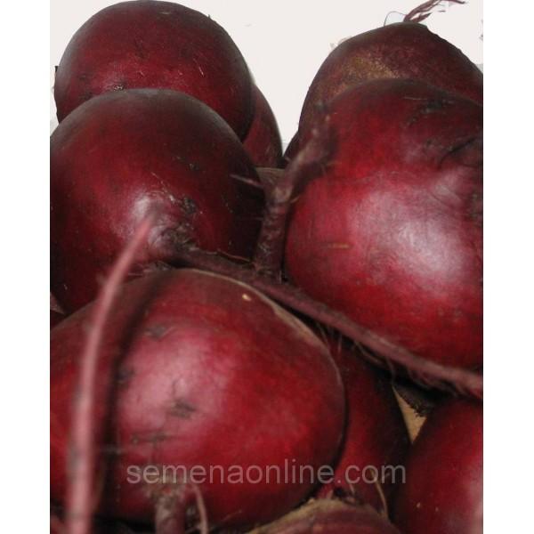 Семена свеклы столовая Темно-Красный, 100г